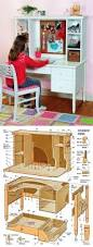 Woodworking Plans Computer Desk Free by Best 25 Woodworking Desk Plans Ideas On Pinterest Build A Desk