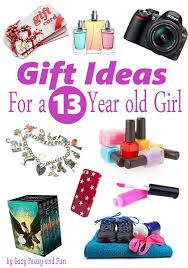gifts for best gifts for a 13 year girl easy peasy and