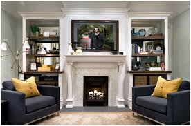 living room modern couch electric wall fireplace kinds of good