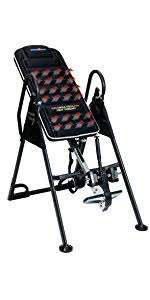 How Long To Use Inversion Table Amazon Com Ironman Fitness Gravity 4000 Highest Weight Capacity