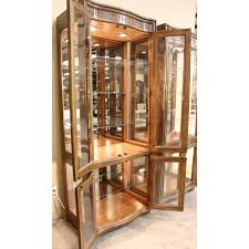 Drexel Heritage Dining Room Furniture Drexel Heritage Full Height Display Cabinet Upscale Consignment