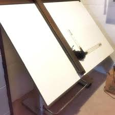 Leonar Drafting Table Find More Leonar Neolt Drafting Table For Sale At Up To 90