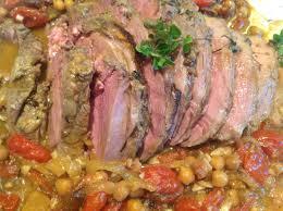 Barefoot Contessa Lamb by Easy Provençal Leg Of Lamb French Gardener Dishes