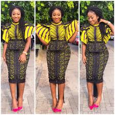 ankara dresses 50 pictures of the ankara gown styles 2017 simple