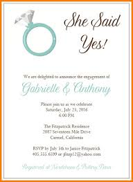 engagement party template best 25 engagement invitation template