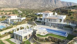 chambre d hote crete villa avec maison d hôtes à elounda crète my cms
