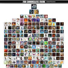 Memes Characters - 200 character meme animated characters by averagejoeguy2 on deviantart