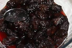 cuisiner une oie recette d oie aux pommes pruneaux et porto