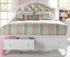 bedroom kids full headboard low double bed for toddler blue twin