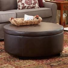 ottomans oval ottoman fabric oval storage ottoman large oval