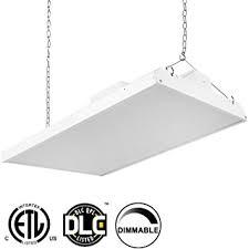 industrial led shop lights hykolity 2 led high bay shop light fixture 165w 600w fluorescent