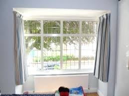 window blinds window curtains blinds one curtain roman for bay