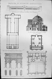 basilica floor plan old print antique and victorian art prints paintings world maps