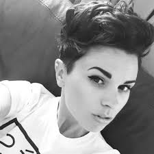 butch pixie haircut this hairdo would be when i would say i woke up like this lol i