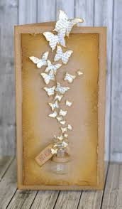 Diy Butterfly Decorations by Best 25 Butterfly Canvas Ideas On Pinterest Butterfly Crafts