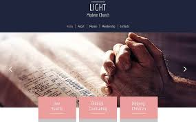 html5 templates for books free html5 theme for religious site