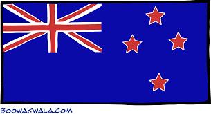 New Zealabd Flag New Zealand Flagworld Of Flags World Of Flags