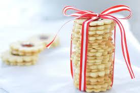 eatable christmas gifts u201clinzer augen u201d foodiesgarden