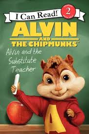 alvin and the chipmunks alvin and the substitute by jodi