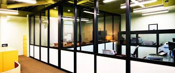 office partition walls glass office cubicles enclosures