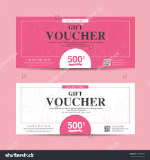 gift voucher format inventory card template