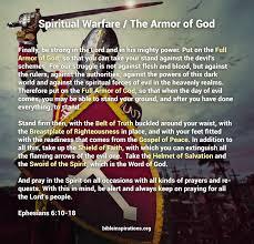 put on the full armor of god u2013 bible inspirations