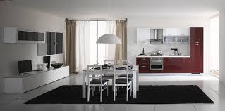 Esempi Cucine Ikea by Cucina E Soggiorno Insieme Idee Ed Esempi Di Arredamento