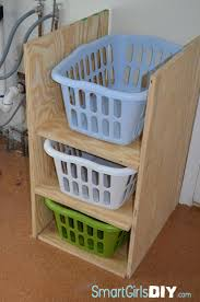 Diy Laundry Room Decor by Laundry Room Laundry Basket Organizer Plans Inspirations Design