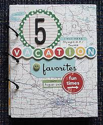 vacation photo albums lists worth write click scrapbook