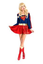 women u0027s fashion halloween costumes cosplay superman party