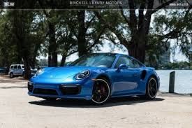 porsche 911 turbo 3 6 for sale gasoline porsche 911 turbo in florida for sale used cars on