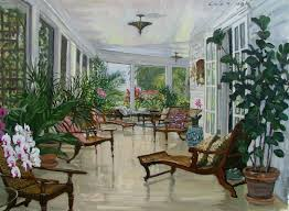 interior paintings theodore colebrook