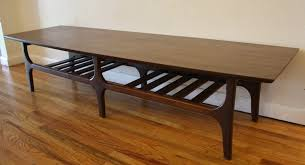 comely dark brown painted oak wood dining room table with trellis