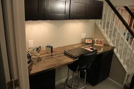 Home Office Design With Kitchen Cabinets Kitchen - Kitchen cabinets for home office