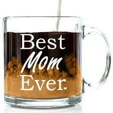 best mom ever glass coffee mug 13 oz great christmas gifts for