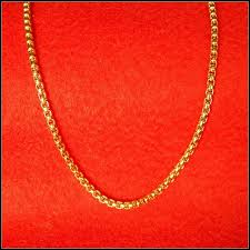 gold plated chain necklace images Gold necklace 999 fine gold men 24k gold plated chain high quality jpg