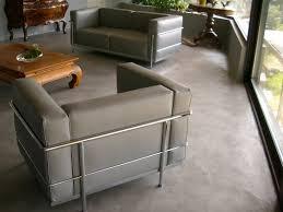 sol cuisine béton ciré kit de béton ciré pour sol et mur nuances minerales arcane