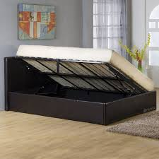 4ft Ottoman Storage Beds by Stylish Hf4you Seattle Side Gas Lift Storage Bed Affordable