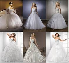 different wedding dress shapes wedding dress happilyeverafter13