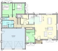 plan maison etage 3 chambres plan de maison etage garage wekillodors com