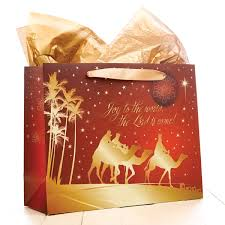large christmas gift bags large christmas gift bag to the world