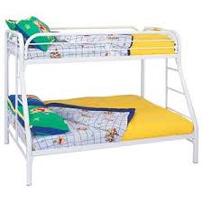 White Metal Bunk Bed Bunkbeds Mattress World Serving The South Shore Cape Cod And