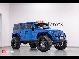 jeep wrangler unlimited 2015 2015 jeep wrangler unlimited rubicon for sale in tempe az stock