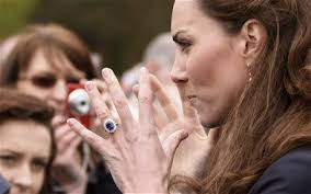 kate engagement ring royal wedding kate middleton has engagement ring made smaller