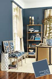 Painting Ideas For Living Room by Best 25 Benjamin Moore Blue Ideas That You Will Like On Pinterest