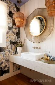 Aura Home Design Gallery Mirror by 2016 Napa Valley Showhouse Traditional Home
