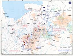 Alsace Lorraine Map The Guns Of August Maps And War
