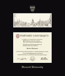 harvard diploma frame harvard overly wide view edition diploma frame in camby