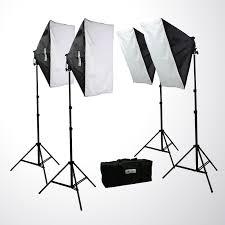 Photography Lighting 3200 Watt Photo Studio 4 Softbox Lights Photography Lighting