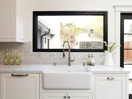 Bathroom Sink Backsplash Ideas Kitchen Subway Tile Backsplash Ideas With White Cabinets Cottage